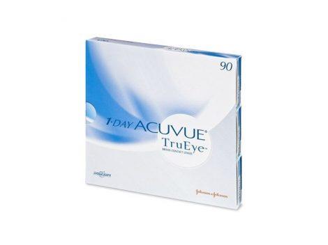 1 Day Acuvue TruEye kontaktne leće (90 leća)