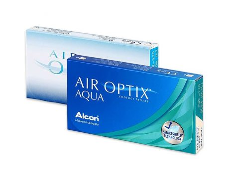 Air Optix Aqua kontaktne leće (6 leća)
