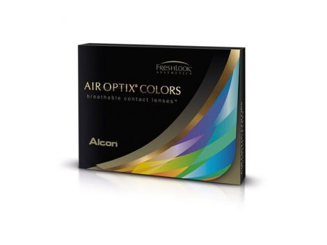 Air Optix Colors kontaktne leće (2 leće)