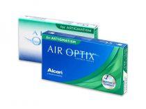 Air Optix za astigmatizam kontaktne leće (3 leće)
