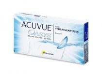 Acuvue Oasys with Hydraclear Plus kontaktne leće (6 leća)
