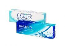 Dailies AquaComfort Plus kontaktne leće (10 leća)