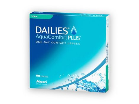 Dailies AquaComfort Plus Toric kontaktne leće (90 leća)