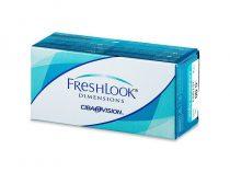 FreshLook Dimensions UV kontaktne leće (2 leće)