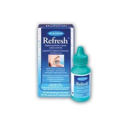 Allergan Refresh kapi za oči (15 ml)