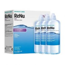 ReNu MPS Sensitive Eyes otopina za kontaktne leće (3x240 ml)